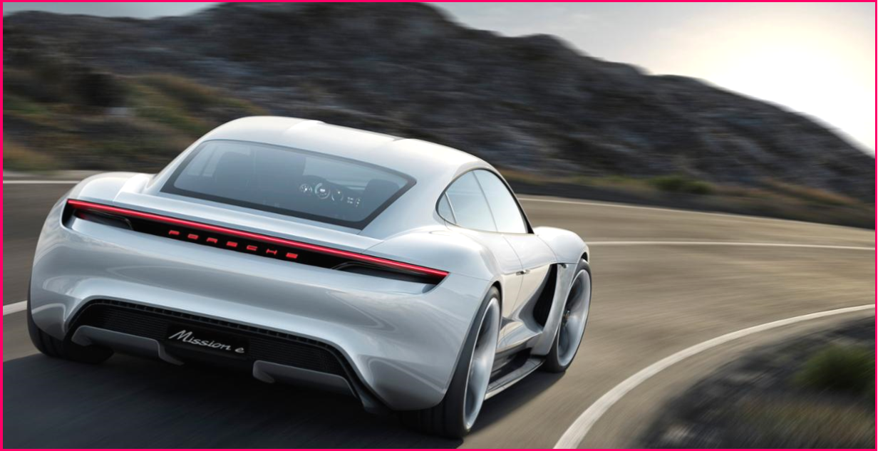 AutoInformed.com on Porsche Mission E - Taycan Concept