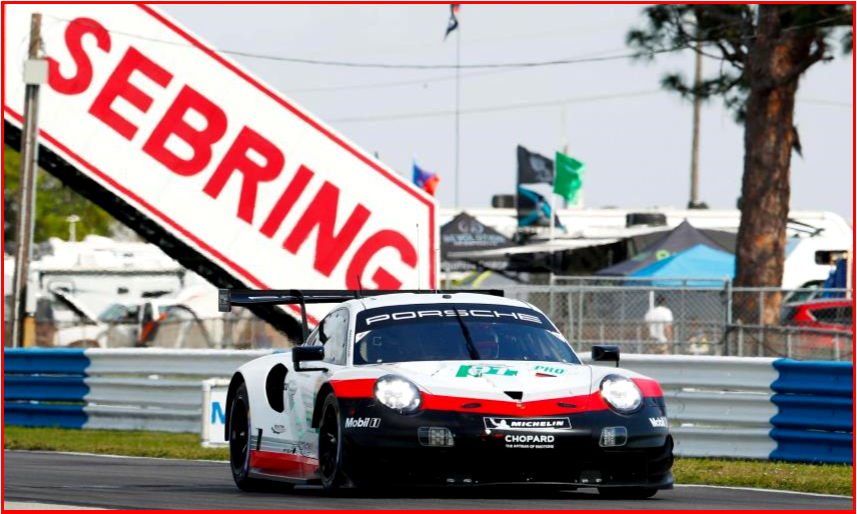 AutoInformed on the 12 Hours of Sebring