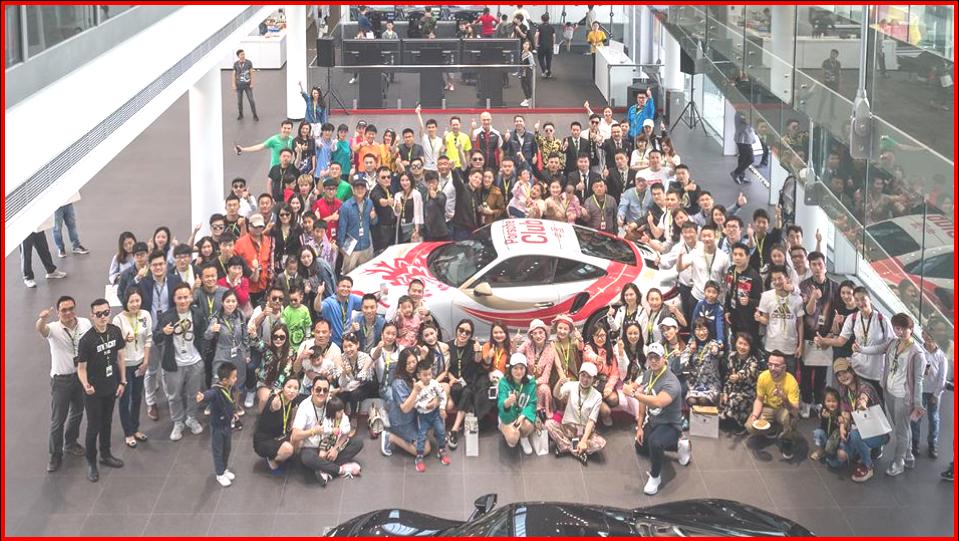 AutoInformed.com on Porsche Club China