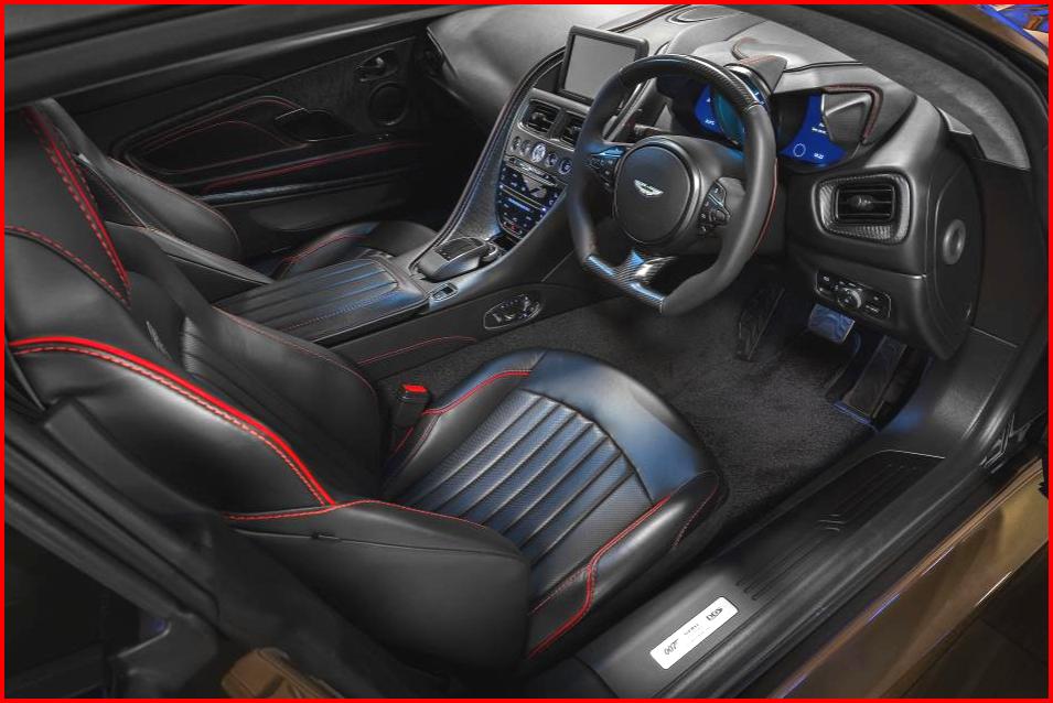 AutoInformed.com on Aston Martin DBS Superleggera