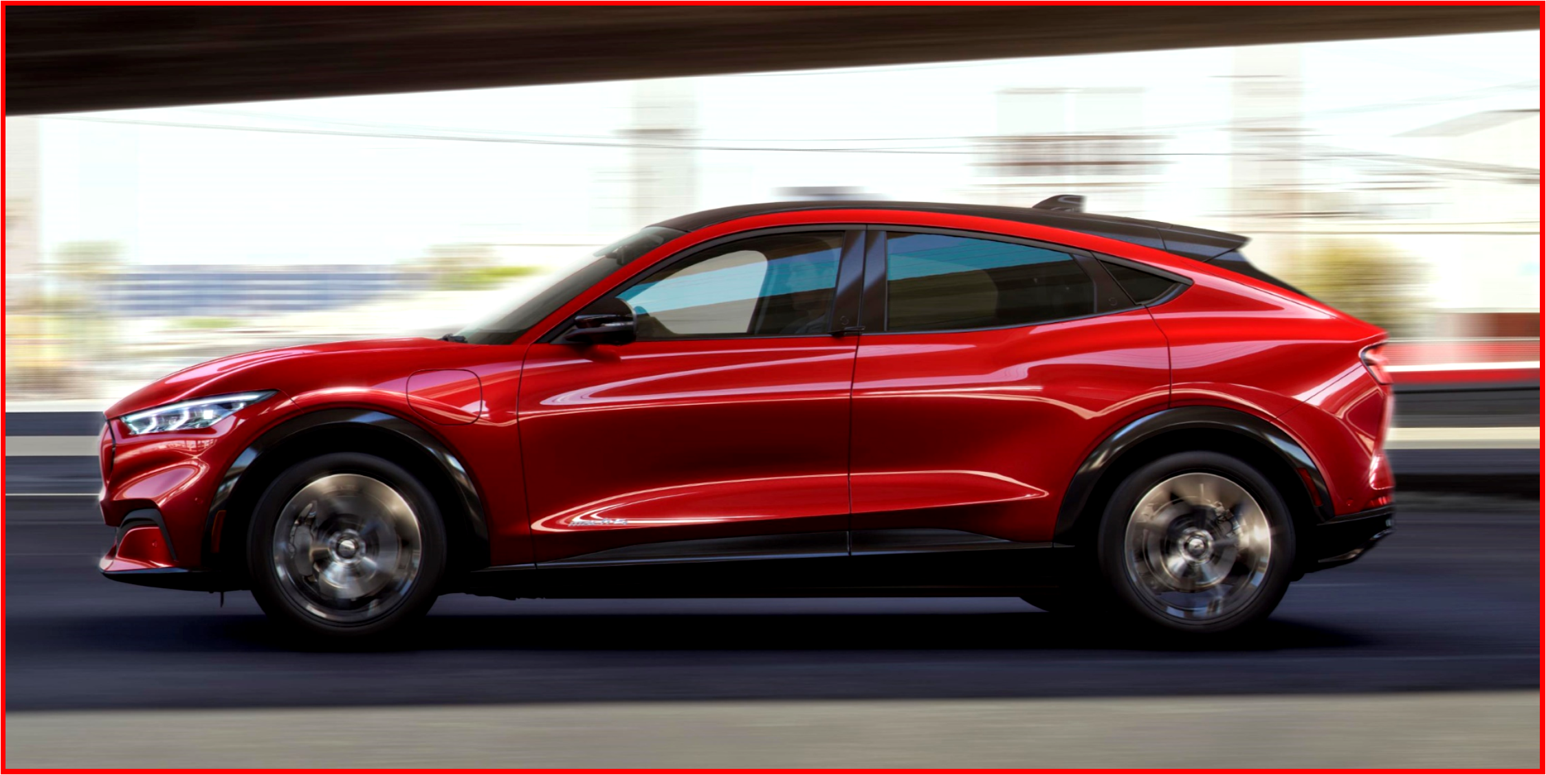 AutoInformed.com on All-Electric Mustang Mach-E - Debut November 2020