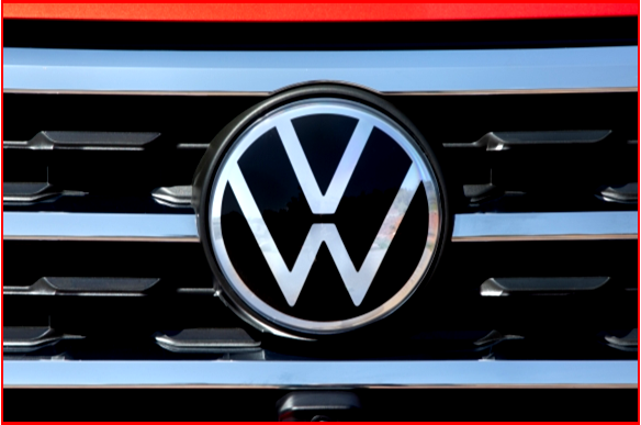AutoInformed.com on the older New Look for The Volkswagen Logo