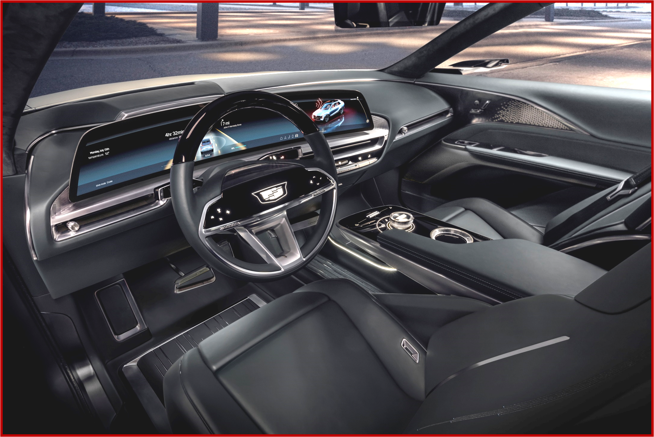 Ken Zino of AutoInformed.com on Cadillac LYRIQ EV Concept