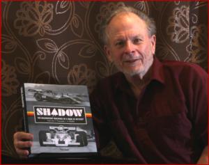 Ken Zino of AutoInformed.com on Pete Lyons' Award Winning Shadow racing book