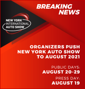 Ken Zino of AutInformed.com on New York Auto Show Moves to August 2021 as Covid Continues
