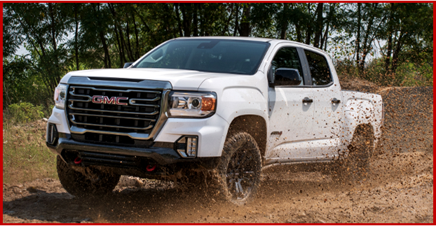 Ken Zino of AutoInformed.com on 2021 GMC Canyon AT4 Off-Road Performance Edition