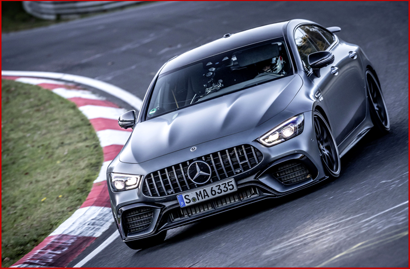 Ken Zino of AutoInformed.com on the 2021 Mercedes-AMG GT 63 S