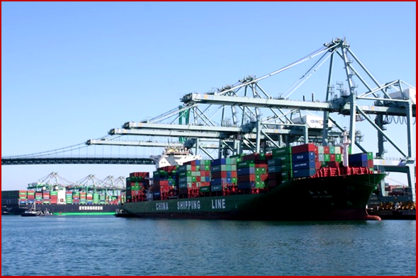 Ken Zino of AutoInformed.com on deadly pollution from China Shipping Terminal at the Port of Los Angeles