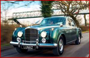 Ken Zino of AutoInformed.com on Lunaz EV Conversion of a 1961 Bentley S3 Continental Flying Spur