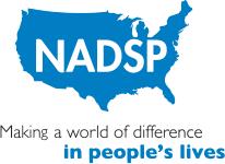 NADSP logo home