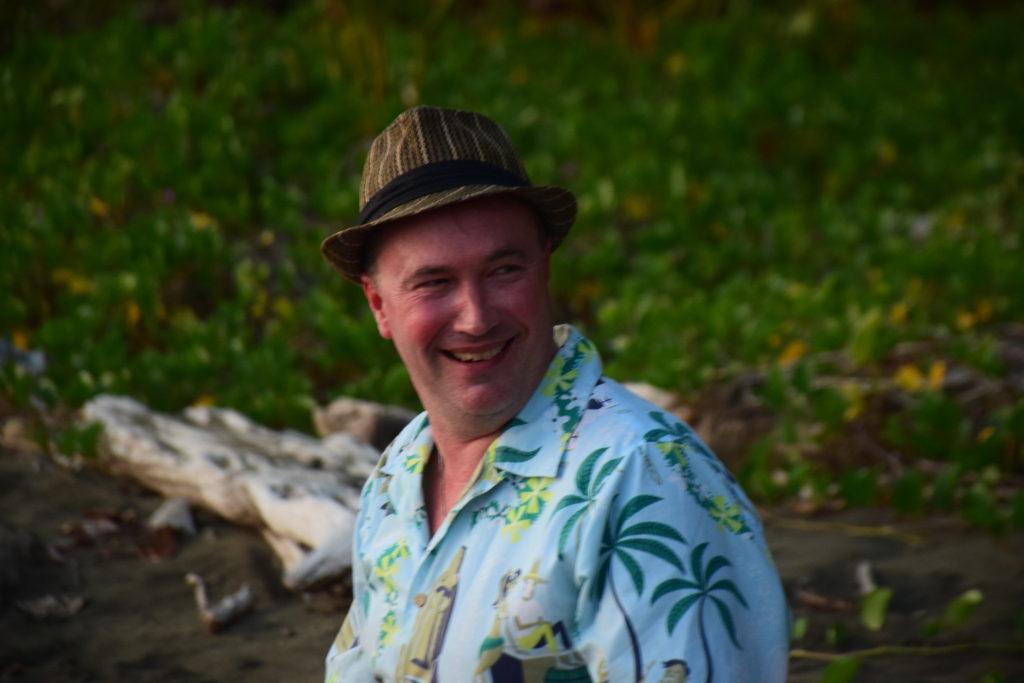 will viharo smiling beach costa rica