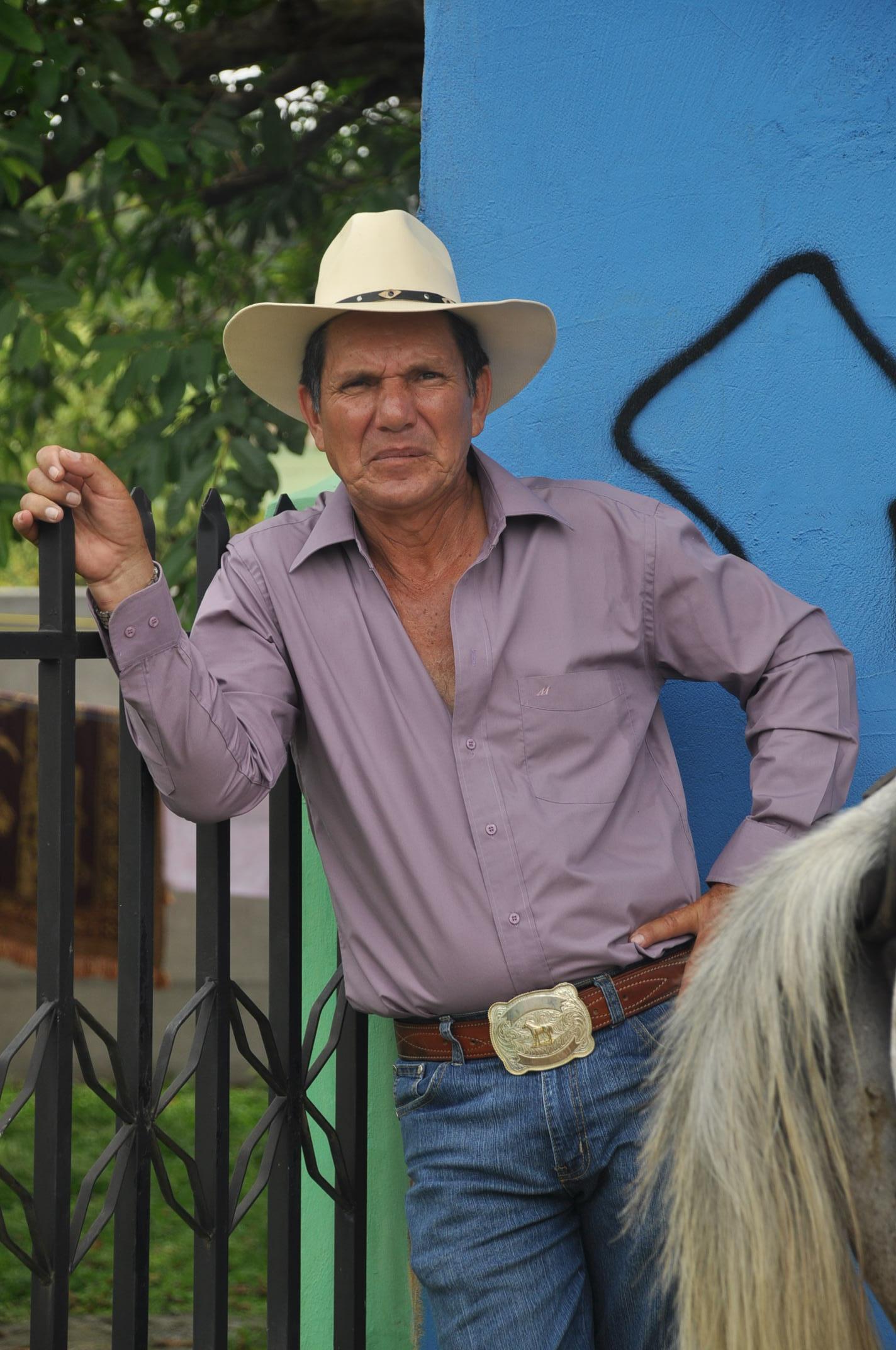 costa rica cowboy perez zeledon