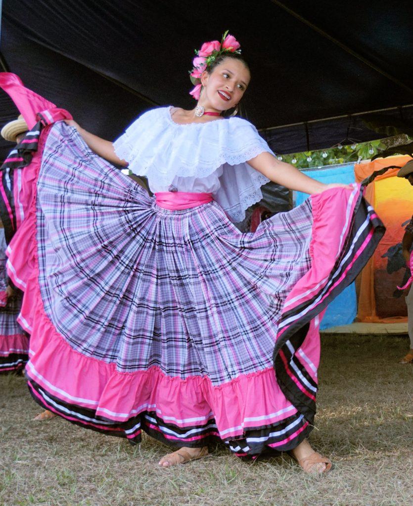 folk dancing costa rica