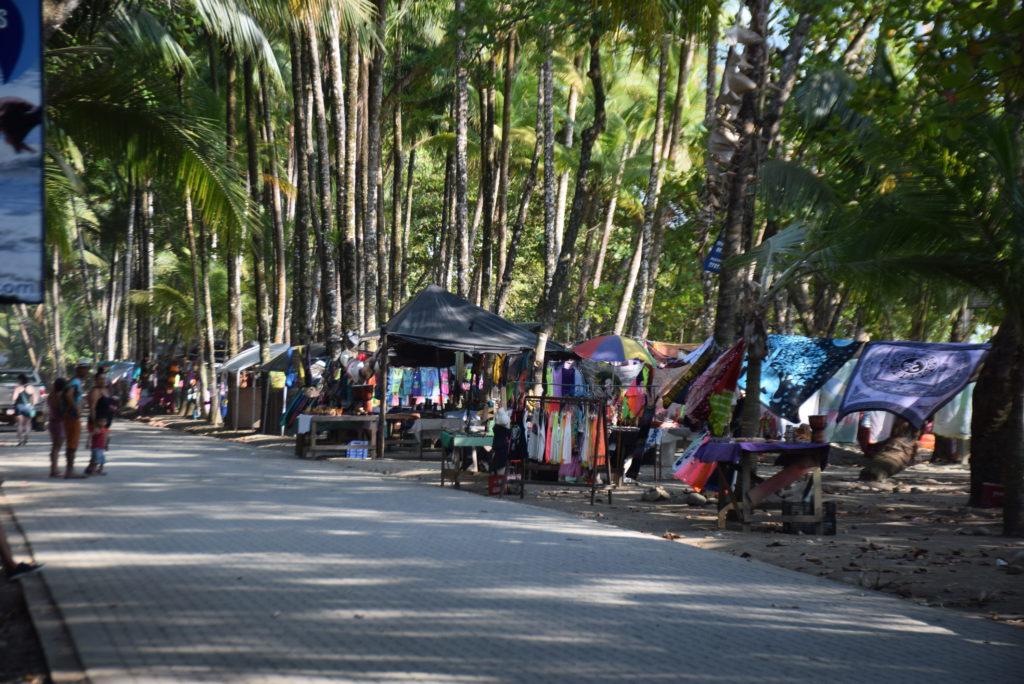 dominical costa rica boardwalk