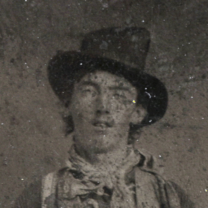 Billy the Kid DNA