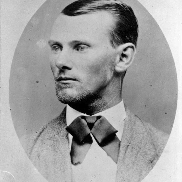 Jesse James DNA