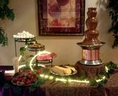 chocolate fountain 02-ccs sweet sensations