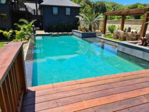 about pool tiles