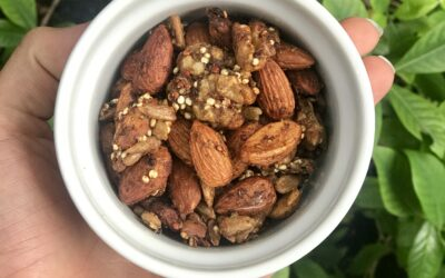 Spiced Nut and Seed Clusters