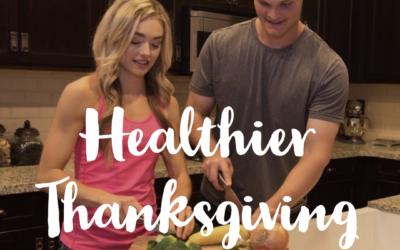 Healthier Thanksgiving Meals!