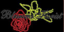 Blossoms Florist Logo