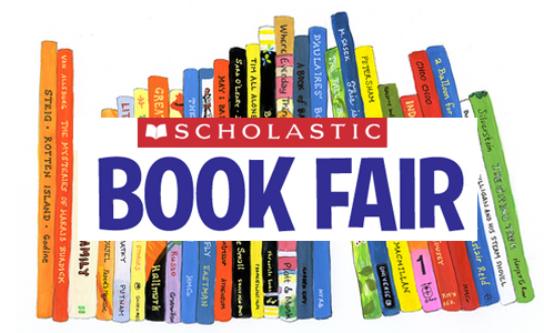 It's time for the Fall Book Fair! September 9th-13th!
