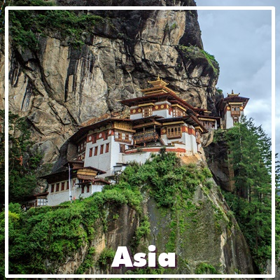 Asia Vacation Packages