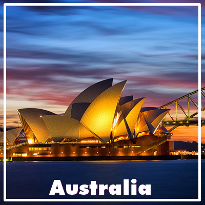Australia Vacation Packages