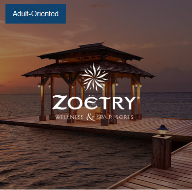 Zoetry Resorts - Adult-Oriented Resorts