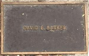 Barker, David