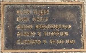 Breckenridge, Allen