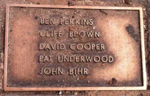 Brown, Cliff