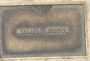 Burgos, Wayne