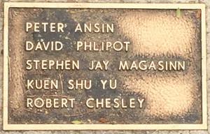 Chesley, Robert