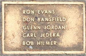 Evans, Ron