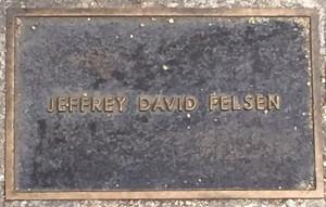 Felsen, Jeffrey David
