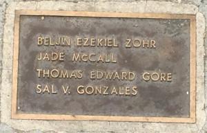 Gore, Thomas Edward