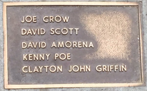 Griffin, Clayton John