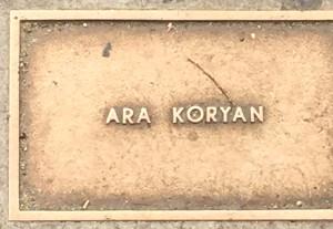 Koryan, Ara