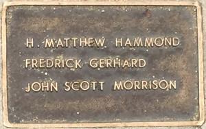 Hammond, Matthew
