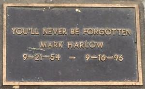 Harlow, Mark