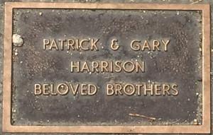 Harrison, Patrick and Gary