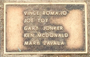 Jonker, Gary