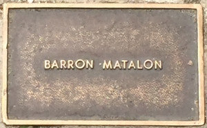 Matalon, Barron