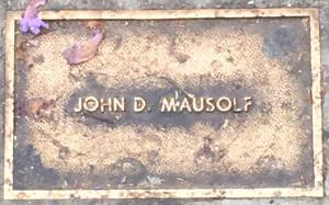 Mausolf, John