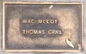 McCoy, Mac
