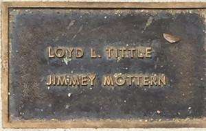 Mottern, Jimmey