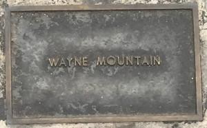 Mountain, Wayne