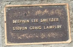 Smetzer, Stephen Lee
