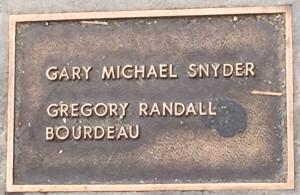 Snyder, Gary Michael
